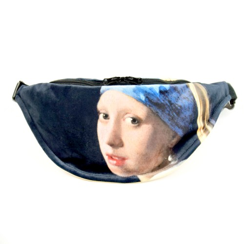 """Fanny Pack. Johannes Vermeer """"Girl with a Pearl Earring"""" FP02402"""