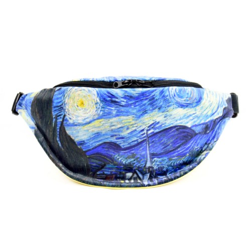 """Fanny Pack. Vincent van Gogh """"The Starry Night"""" FP86016"""