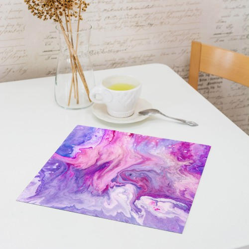 """Table placemat set """"Marble"""""""